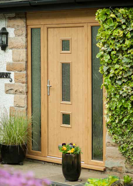 Composite Doors Sgm Window Manufacturing Limited